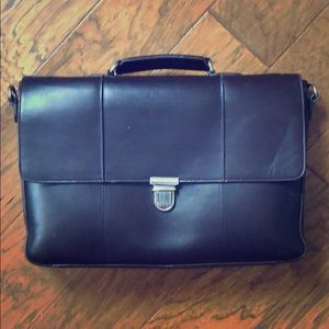 c8abe783d5 Cole Haan Bags | Attache Smooth Leather Briefcase | Poshmark